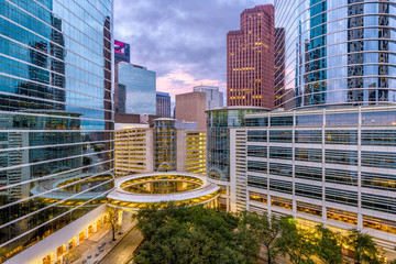 Houston, Texas, USA Cityscape