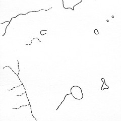 Vintage contour mapping. Natural printing illustrations of maps.