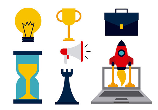 Business Icon Set 11