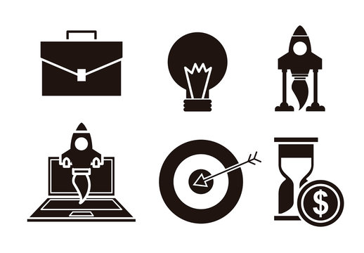 Business Icon Set 10
