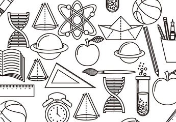Education Icon Set 2