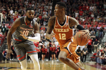 NCAA Basketball: Texas at Texas Tech