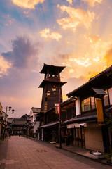 小江戸 川越 時の鐘