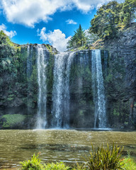 Whangarei Falls - Waterfalls of New Zealand
