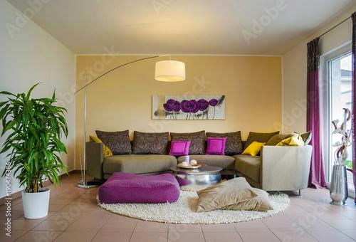 Gut Wohnzimmer, Moderne Einrichtung
