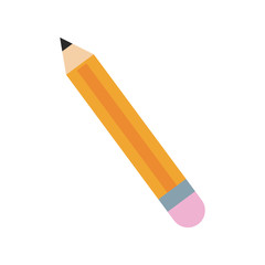 pencil utensil icon