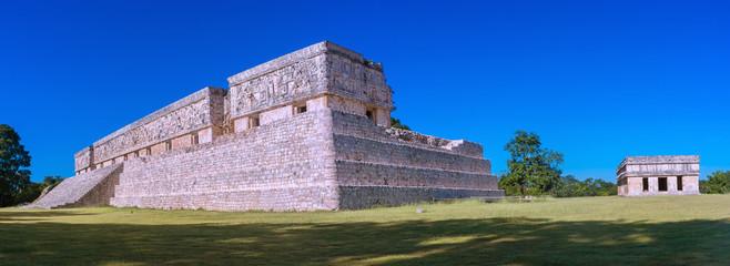 Uxmal - ancient Maya city. Yucatan, Mexico