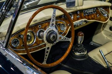 vintage car board