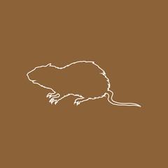 rat line icon