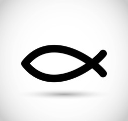 Christianity symbol VECTOR