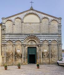San Michele Arcangelo's Church, Volterra, Pisa, Tuscany, Italy