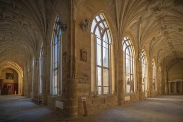 Catedral en Palencia, Castilla y León, España