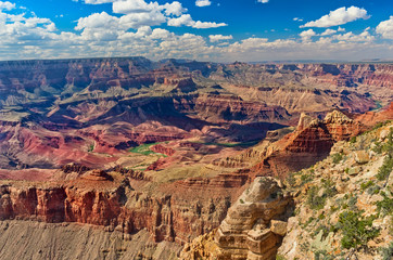 Landscape of Grand Canyon, USA