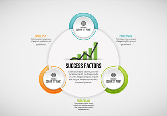 3 Grouped Circles Infographic 1
