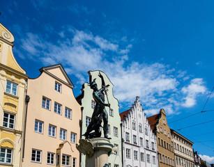 Merkurbrunnen Augsburg