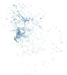 Flüssigkeits Effekt