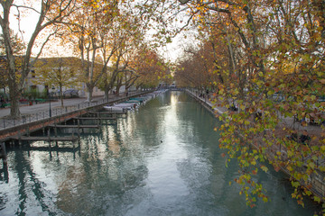 Canal du Vassé - Annecy