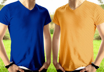 T-Shirt Mockup 1