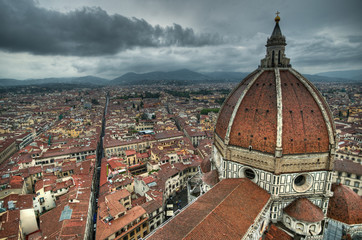 Florence from rooftop