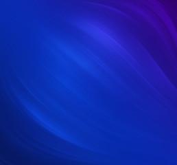 Dark Blue Waves & Halftone Background