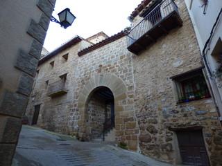 Beceite es un municipio de la provincia de Teruel, comunidad de Aragón, España, en la comarca de Matarraña