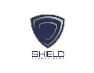 Shield abstract logo