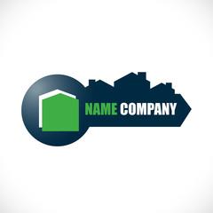 logo location vente maison individuelle constructeur