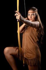 Sagittarius woman