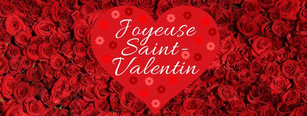 Joyeuse St-Valentin