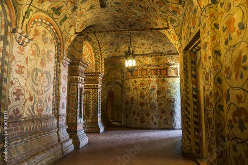 Castel Sant'angelo (Hadrian's mausoleum), the interior