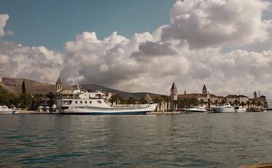 Mittelmeer Dalmatien Split Kroatien