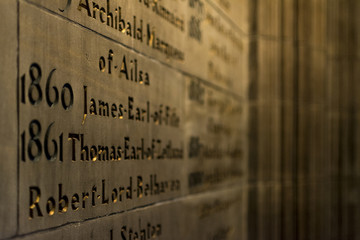 names of the past