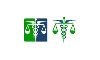 Caduceus Health Balance Set