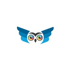 Owl Lens Photography Logo Design