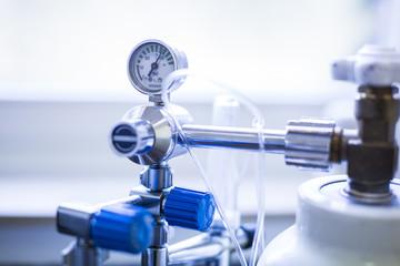 Sauerstoff Manometer