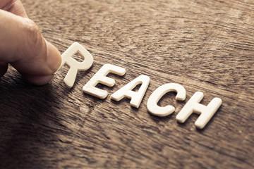 Reach Word