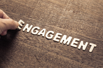 Engagement Word