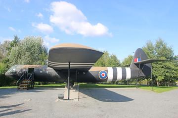 Vintage military glider