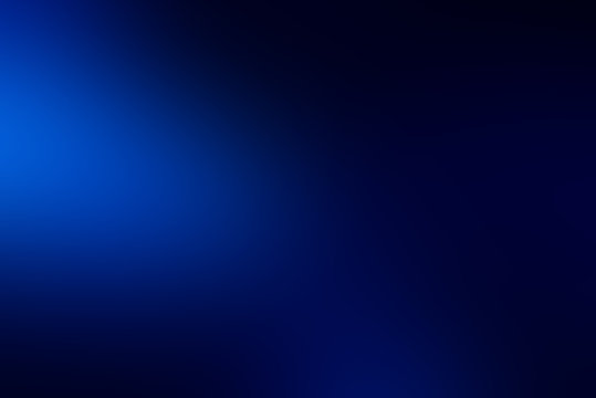 blue gradient background, abstract illustration of deep water