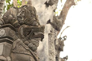 Boma Statue, Bali, Indonesia