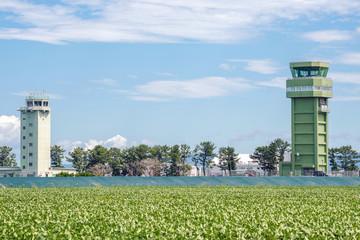 空港管制塔