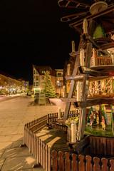 Weihnachtspyramide in Prenzlau