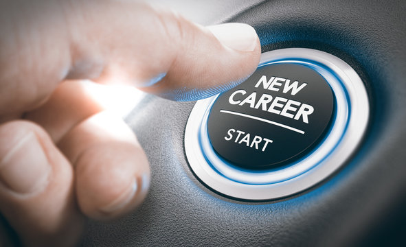 Career opportunities, Recruitment or Staffing Concept