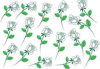 flower design background