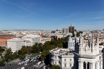 Panoramic view from the city hall