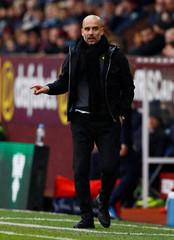 Premier League - Burnley vs Manchester City
