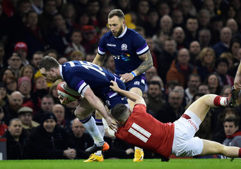 Six Nations Championship - Wales vs Scotland