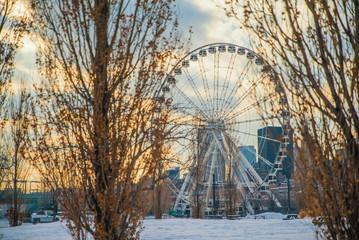 """La Grande Roue de Montréal """"Ferris Wheel"""""""