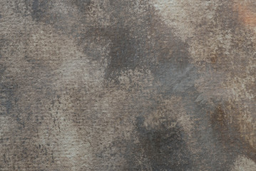 brown painted aristic watercolor texture background