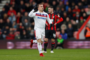 Premier League - AFC Bournemouth vs Stoke City
